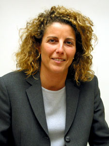 Mireia Franquesa, Director of Finance and Administration