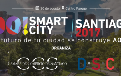 AIS comparte en Chile experiencias sobre Smart Cities